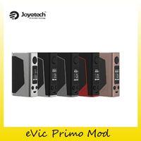 Wholesale Joyetech Evic Free - Original Joyetech eVic Primo 200W TC Box MOD Equalizing Charging System Power Bank Upgradeable Firmware 100% Authenti DHL Free 2220069