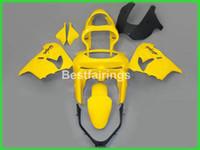 Wholesale Kawasaki Zx9r Price - Lower price bodywork fairing kit for Kawasaki Ninja ZX9R 98 99 yellow motorcycle fairings set ZX9R 1998 1999 TY51