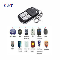 Wholesale Nice Remote - Wholesale- 2014 Newest !!! Remote Control multi Compatible for 12 Kinds of Rolling code with Nice, BFT, FAAC, GBD