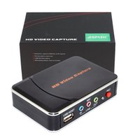 Wholesale Rca Video Hdmi Tv - Video Capture 1080P New HDMI Video Capture Card EZCAP 280 Game Capture Device HD TV For Xbox 360 PS3
