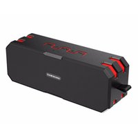 2 outdoor power amplifier - SARDINE Original F4 IP65 Waterproof Portable Wireless Bluetooth Speaker Amplifier Stereo Outdoor Mini Hifi Speaker with Power Bank Mic