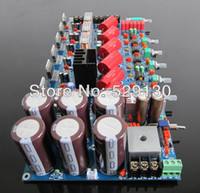 speaker preamp - Freeshipping HIFI amplifier board with A1 preamp TDA7294 subwoofer use6 adjust the volume with speaker protection DIY a Home video