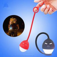 ingrosso luci di notte della porcellana-LED Night Smart Dimmable Lights Mini 60LM USB Decorazioni Giocattolo portatile Lampada campo di emergenza Attenzione Illuminazione Batteria diretta all'ingrosso della Cina