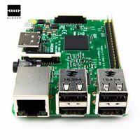 Wholesale Cpu Dvd Player - Pi 3 Model B ARM Cortex-A53 CPU 1.2GHz 64Bit Quad Core 1GB 10 Times B+ Durable Micro USB power source Electronic Module Board