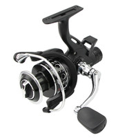 Wholesale Smooth Drive - 9+1BB Smooth Spinning Reel Front And Rear Drags Carp Fishing Reels 3000-6000 Series Dual Brake Fishing Drive Gear Metal Rocker Handle