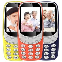 Wholesale Old Chinese Mobile - Cheap Old Man H670 Phone Dual SIM 1600mAh Mobile Phone 1.8inch Phones No Camera Pking