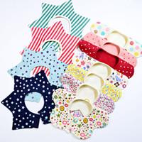 Wholesale Super Cute Girl Baby - Baby Bibs Lunch Bibs Boys Girls Infants Cute Pattern Bibs Burp Cloths For Children Self Feeding Care Super absorbent