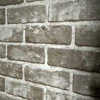 dormitorio de papel pintado de estilo vintage al por mayor-Vintage Chinese Style Brick Wall Wallpaper Dormitorio Sala de estar 3D PVC Brick Stone Wallpaper para paredes Rollo de papel De Parede 3D