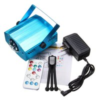 NOVO Water Wave Effect Ripple Projector 3W Led Stage Light para festa Light Show Entretenimento doméstico KTV Background