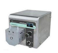 Wholesale 24vdc Motor - Peristaltic Pump SP-MiniPump 0.005-108.39 ml min MiniPump02 Head Dual Channels 24VDC Stepper Motor OLED Screen CE Certificate