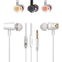Wholesale iphone super sale for sale – best Hot Sale Langsdom R36 Stereo Earphones mm In Ear Earbuds Super Bass Headset Sport Running Handsfree With Mic
