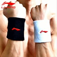 Wholesale Table Tennis Pad - Wholesale- 2pieces Genuine Lining Men Women Sports Elbow Pads Basketball Badminton Fitness Breathable Tennis table tennis Elbow Guard