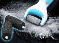10pcs Velvet Smooth for For Electronic Foot File Massager Roller Pedicure 22