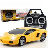 Wholesale Rtr Drift - Wholesale- fashion 1 24 Drift Speed Radio Remote Control RC RTR Racing Car Truck Kids boy Toy Xmas Gift