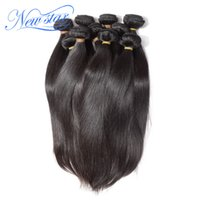 Wholesale full hair weave styles - Wholesale-1kg New star mink brazilian virgin human hair extension silk straight style 100% unprocessed natural colors full wholesale price
