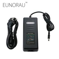 Wholesale e bike chargers - Free shipping 36V2A Lithium ion battery Charger Used for 36v e-bike battery