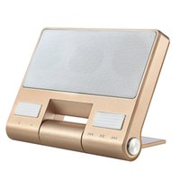 Wholesale Function Usbs Device - WD-1608 Golden Charger Function Bluetooth Speaker High Volume Surround Sound Wireless Stereo Match Most Devices Portable Outdoor Subwoofer