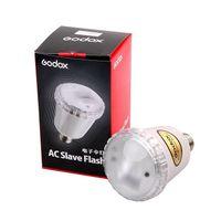 Wholesale Photo Strobe - Wholesale-Godox A45s Photo Studio Strobe Light AC Slave Flash Bulb E27 110V