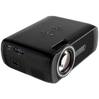 All'ingrosso Video LED proiettore 1080P 1000 lumen bambini usano proiettore con HDMI per Home Cinema Teatro TV SD Card portatile
