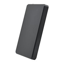 """Wholesale Notebook External Usb Hard Disk - Wholesale- 2TB External Hard Disk Drive USB 2.0 2.5"""" IDE HDD Box Container Enclosure Case Up To 480mbps For Laptop Notebook Optibay"""