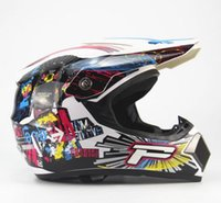 Wholesale Open Face Cross Helmet - Amazing DOT Motorcycle Helmets Off Road Helmet ATV Dirt Bike Downhill MTB DH Racing Helmet Cross Helmet of Motorcycle Accessories