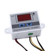 Wholesale Thermostat Temperature Switch 12v - 12V High Precision Digital Thermostat Control Temperature Controller Switch with Probe