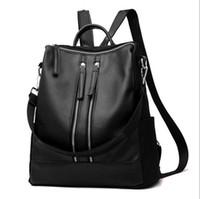 Wholesale Travel Backpack Laptop Compartment - 2017 Brand waterproof 15.6inch laptop backpack men backpacks for teenage girls travel backpack bag women DHL Free gift