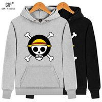 Wholesale Cartoon Clothes Button - Wholesale- Terry for Spring One Piece Anime Hoodie Cartoon Clothing Women Pullover Hoodie Autumn Tops Clothes Men Outerwear Coat CTH18