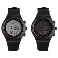 Wholesale Russian Automatic Watches - Wholesale-2016 hotselling In Russian automatic azan alarm watch Muslim Azan watchfor islamic prayer time free shipping