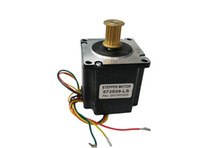 Wholesale Engraving Motor - Step motor 573S09-LS for laser engraving machine X axis transmission   3 phase leashine brand for 3D pprinter machine