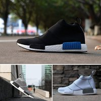 Wholesale Lace Casual Designs - Wholesale 2016 New Design 100% Top Quality NMD City Sock Men And Women Shoes,NMD Sock PK Casual Sports Shoes Fashion Footwear Free Shipping
