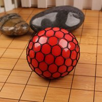 Wholesale Toy Ball Colourful - New Tricky Toys Colourful Fidget Grape Balls Novelty and Gag Tricky Balls For Cute and Lovely Kids