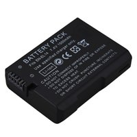 Wholesale En El14 Battery Pack - 1500mAh EN-EL14 EN-EL14a Battery Pack For Nikon P7200 P7700 P7100 D5500 D5300 D5200 D3200 D3300 D5100 D3100