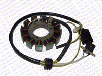 Wholesale Magneto Stator Coils - Wholesale- 12 Coils 6 Wires 115MM Magneto Stator Winding Kazuma XinYang 500CC ATV Quad Parts