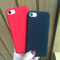 Wholesale Mobile Phone Cases Wholesale China - Slim Hard PC Phone Case Frosted Matte Mobile Phone Protective Back Cover Bulk Buy From China for iPhone 6 plus 6s plus