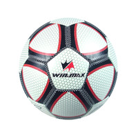 Wholesale Official Brand - Winmax Casual Brand Machine Stitched 3.0mm PVC Bright Color Soccer Ball Official Paintless Football Ball