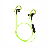 ohrhörer super bass großhandel-Q10 Sport Lauf Jogging Bluetooth Wireless Sweatproof Super Stereo Bass Kopfhörer In Ear Kopfhörer für Samsung Phone iPhone