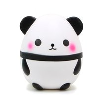 5 Unids / lote Nuevo 15 cm Hot Kawaii Jumbo Panda Squishy Muñeca Suave Coleccionables Cartoon Sweet Scented Super Slow Rising Kid Juguete de Regalo