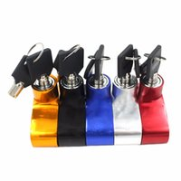 Wholesale motorcycle rotor lock for sale - Group buy Motorcycle Disc Brakes Rotor Wheel Lock Security Bicycle Bike Lock New Arrival