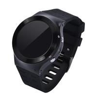 Wholesale Circle Video - Smart watch S99 full circle 3G Andrews 5.1 system HD pixel GPS remote control heart rate monitoring call music video WeChat
