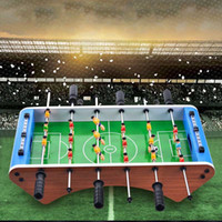 Wholesale Multi Arcade - 20 inches Foosball Table Competition Sized Soccer Arcade Game Room Table Football Indoor Arcade Family Sports Toys for Kids OTH136