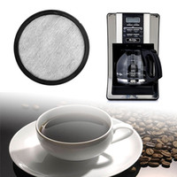 Wholesale Wholesale Water Filter Parts - Water Filters For Coffee Machines Replacement Charcoalcoffee Filter High Quality White Nylon Coffee Filter For Home And Office