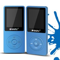 "Wholesale Flac High Quality Mp3 - Wholesale- RUIZU-X02 8GB Sport Music MP3 Player High Quality Lossless Flac Ape 8 GB MP3 1.8"" Digital Screen USB Flash Drive Full Tracking"