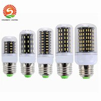Wholesale E27 Led Clear Bulb - led e27 bulb G9 B22 E14 GU10 SMD4014 7W 12W 15W 18W 21W Warm White Wihte Super Bright LED bulbs AC110-240V UL CSA