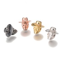 Wholesale European Knight - New Design Knight Shape Cubic Zirconiar Beads with Lead Cadmium Nickel free ICYS046 Size12.8*12.1mm