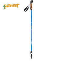 Wholesale Nordic Walking - Wholesale- POINT BREAK [Pioneer Pioneer - Nordic walking stick] Cross-country Hiking Trail Walking Stick Ultra Light Carbon
