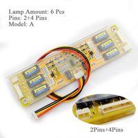 Wholesale Inverter Screen - Wholesale- 6 Lamp 4 port 6 port inverter high pressure module LTM213U6-L01 CCFL For LCD board Panel screen
