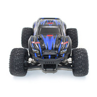 Vente en gros RC Monster Car 1/16 2.4G 4WD Dirt Bike Brossé Off-Road High Speed ​​Télécommande Jouets avec transmetteur RTR 1631 VS S911 5