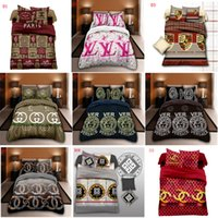 Wholesale Wholesale Luxury Bedding Sets - Wholesale-Luxury 3D Bedding Set Comforter Duvet Cover Quilt Bed Covers Polyester Bedclothes Sheets Bed Linen 4 pcs Queen Size