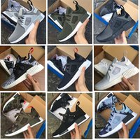 Wholesale 2016 NMD Runner XR1 Camo x City Sock PK3 Navy NMD_XR1 Primeknit Running Shoes For Men Women Fashion Casual Shoes Trainers